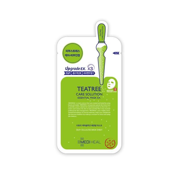 Mặt nạ chứa tinh chất tràm trà ngăn ngừa mụn