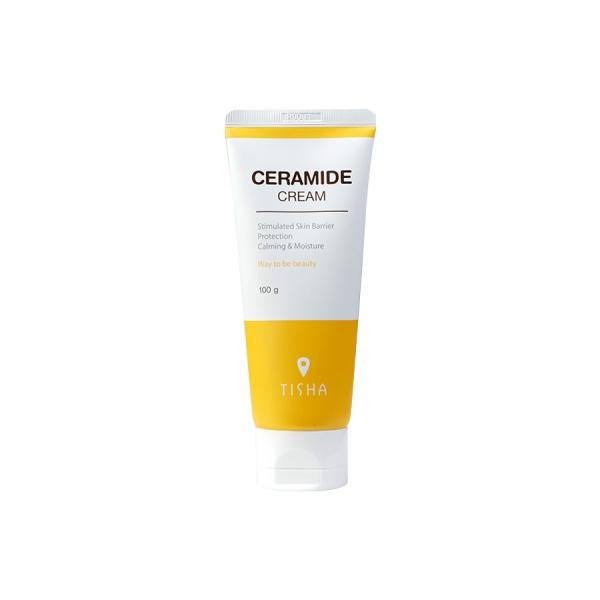 Kem dưỡng ẩm tái tạo da Tisha Ceramide Cream (100g)